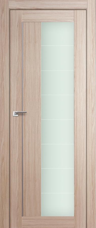 Дверь Капучино мелинга №47 Х стекло Varga 2000*600 купить в интернет-магазине Чайна-строй