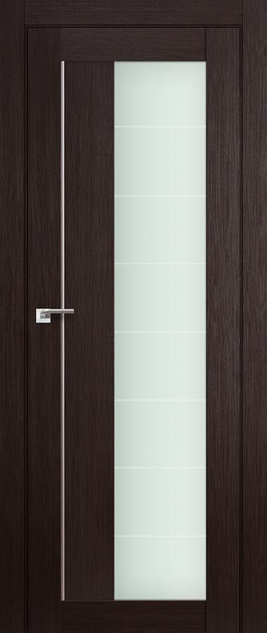 Дверь Венге мелинга №47 Х стекло Varga 2000*700 купить в интернет-магазине Чайна-строй