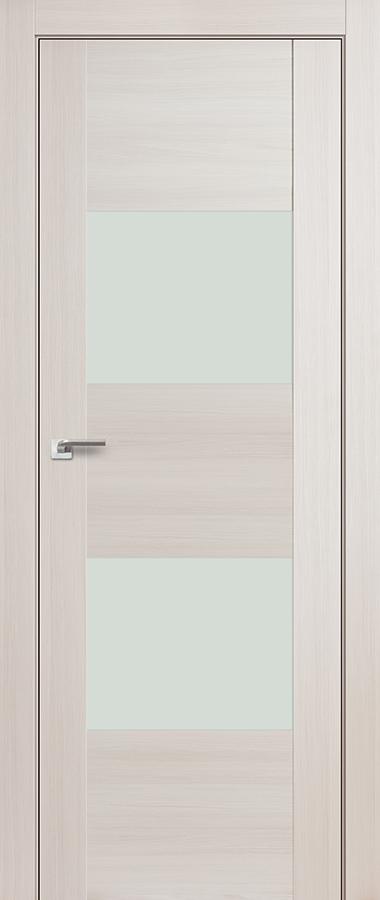 Дверь Эш вайт мелинга №21 Х белый лак 2000*800 купить в интернет-магазине Чайна-строй