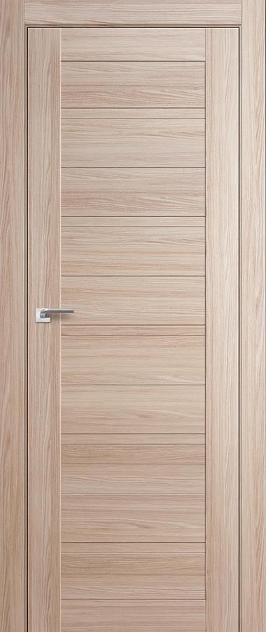 Дверь Капучино мелинга   №7 Х матовое 2000*600 купить в интернет-магазине Чайна-строй