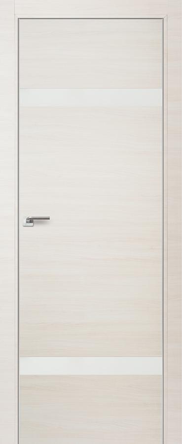 Дверь ЭшВайт кроскут №3 Z белый лак 2000*700 (AGB) купить в интернет-магазине Чайна-строй