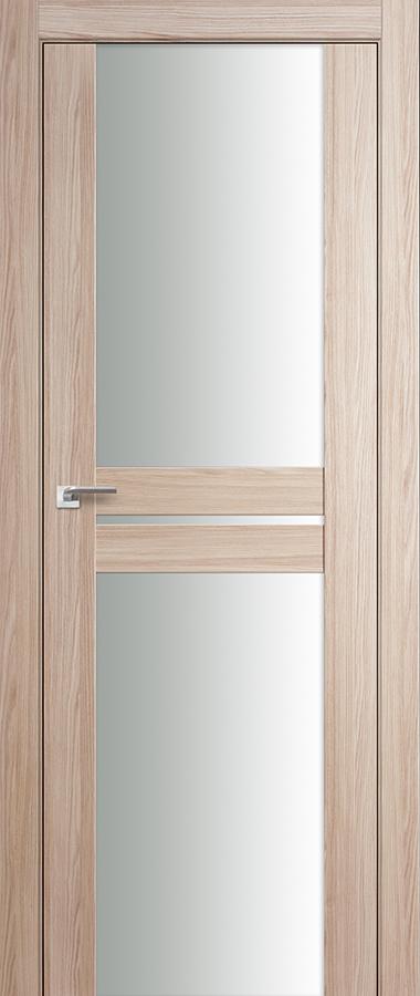 Дверь Капучино мелинга №10 Х триплекс белый 2000*800 купить в интернет-магазине Чайна-строй