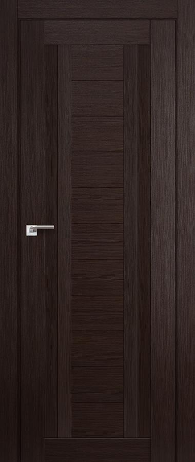 Дверь Венге мелинга №14 Х глухая 2000*600 купить в интернет-магазине Чайна-строй