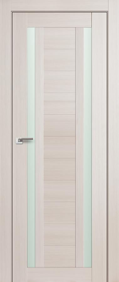 Дверь Эш вайт мелинга №15 Х матовое 2000*600 купить в интернет-магазине Чайна-строй
