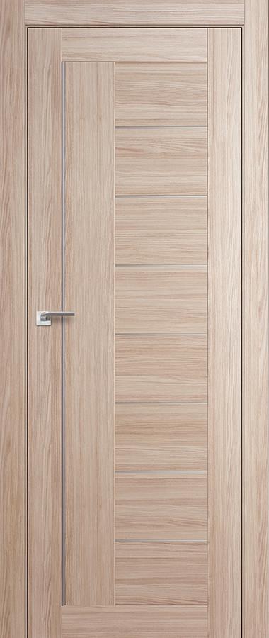 Дверь Капучино мелинга №17 Х матовое 2000*800 купить в интернет-магазине Чайна-строй