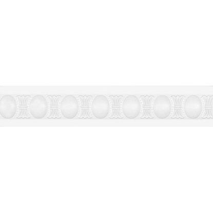 """Багет интерьерный """"Ионики"""" D20(1)/W27 """"Белёный мат"""" купить в интернет-магазине Чайна-строй"""