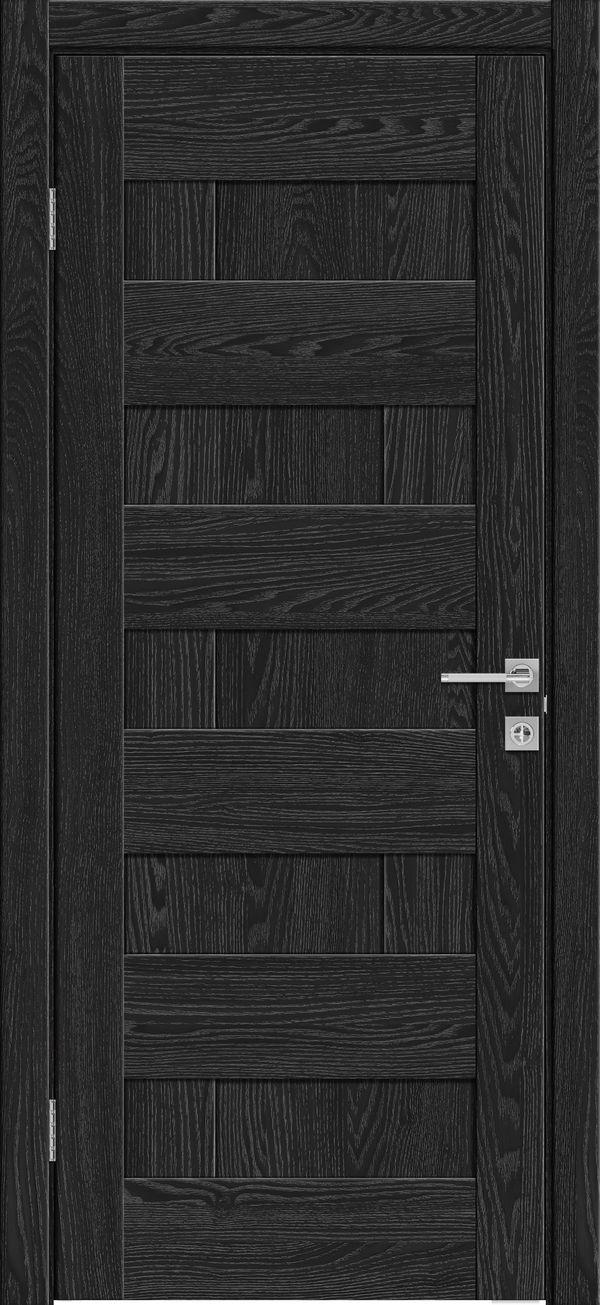Дверное полотно 567 Антрацит ПГ -60*200 смЗСЗ купить в интернет-магазине Чайна-строй