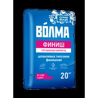 """Шпатлевка """"Волма Финиш"""" гипсовая 20кг купить в интернет-магазине Чайна-строй"""