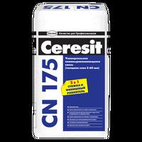 Пол наливной Ceresit CN 175 (3-60мм) 25кг купить в интернет-магазине Чайна-строй