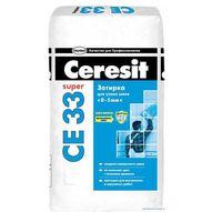 Затирка Ceresit CE33 Белая 2кг купить в интернет-магазине Чайна-строй