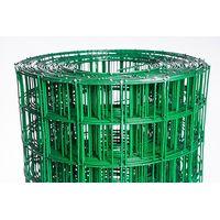Сетка заборная металл полимер купить в интернет-магазине Чайна-строй