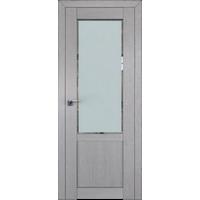 Дверь Монблан №2.17 ХN Square матовое 2000*600 купить в интернет-магазине Чайна-строй