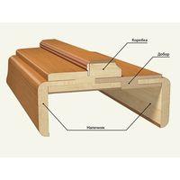 Коробка Profildoors (М) белый люкс 33*74*2070 мм купить в интернет-магазине Чайна-строй