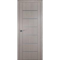Дверь Стоун № 2.07 ХN молдинг алюминий 2000*600 купить в интернет-магазине Чайна-строй