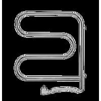 Полотенцесушитель Электро 26,9 F-обр 500*500 поворотный купить в интернет-магазине Чайна-строй