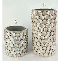 Ваза керамика L M170X01 купить в интернет-магазине Чайна-строй
