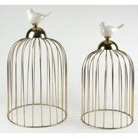 Клетка с керамической птичкой A10 купить в интернет-магазине Чайна-строй