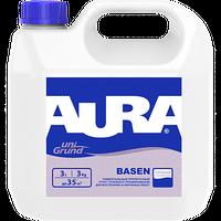 Грунт универсальный AURA Basen глубокого проникновения 3 л купить в интернет-магазине Чайна-строй