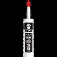 Герметик битумный GROVER B100 кровельный черный 300мл купить в интернет-магазине Чайна-строй