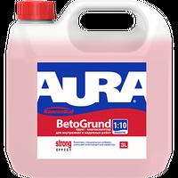 Грунт-влагоизолятор AURA Beto Grund (концентрат 1:10) 10 л купить в интернет-магазине Чайна-строй