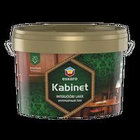 Акриловый инт. лак Kabinet20 0,95л купить в интернет-магазине Чайна-строй
