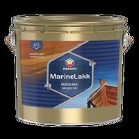 Алкидно-уретановый яхтенный лак Marine lakk 40 (полуматовый) 0,95л купить в интернет-магазине Чайна-строй