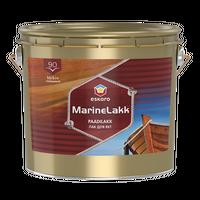Алкидно-уретановый яхтенный лак Marine lakk 90 (глянцевый) 0,95л купить в интернет-магазине Чайна-строй