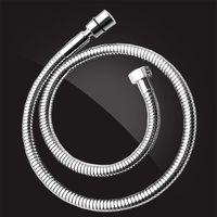 Шланг душевой Elghansa Shower Hose SH006-New растягивающийся (max 100 см), хром купить в интернет-магазине Чайна-строй