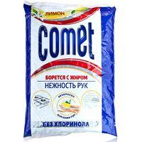 Порошок COMET Лимон без хлоринола 350 гр купить в интернет-магазине Чайна-строй