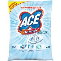 Пятновыводитель ACE Oxi Magic White 200 гр купить в интернет-магазине Чайна-строй
