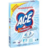 Пятновыводитель ACE Oxi Magic White 500 гр купить в интернет-магазине Чайна-строй