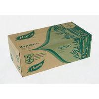 Салфетки HANNY Bamboo 2-х слойные в картонной коробке 150 шт купить в интернет-магазине Чайна-строй