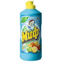 Средство для мытья посуды МИФ Свежесть цитрусов 500 мл купить в интернет-магазине Чайна-строй