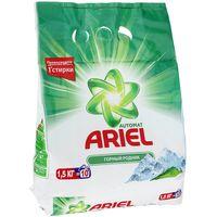 """Стиральный порошок ARIEL """"Горный родник"""" автомат 1.5 кг купить в интернет-магазине Чайна-строй"""