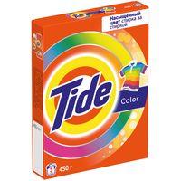 """Стиральный порошок TIDE """"Color"""" автомат 450 гр купить в интернет-магазине Чайна-строй"""