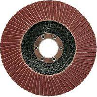 Круг лепестковый торцевой Grossmeister (115*22, Р80) купить в интернет-магазине Чайна-строй