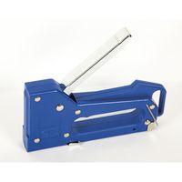 Пистолет скобозабивной , пластиковый корпус, 4-8мм (тип 53) /3400003 купить в интернет-магазине Чайна-строй