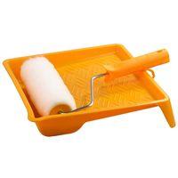 Набор малярный Stayer ВЕСТАН (валик 180 мм + ванночка пластик) купить в интернет-магазине Чайна-строй