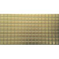 Декоративная панель ПВХ кожа 485*960 (Бронза) купить в интернет-магазине Чайна-строй