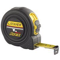 Рулетка Stayer PROFI APEX, двухкомпонентный корпус, 25 мм*10 м купить в интернет-магазине Чайна-строй