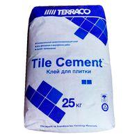 """Цемент """"Террако Таил """" серый Хаб. 25кг купить в интернет-магазине Чайна-строй"""