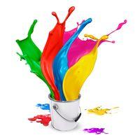 Все виды  лакокрасочной продукции