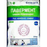 """Клей плиточный """"Павермент"""" белый 25 кг купить в интернет-магазине Чайна-строй"""