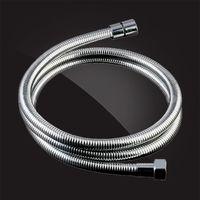 Шланг душевой Elghansa Shower Hose SH025 растягивающийся (max 250 см), хром купить в интернет-магазине Чайна-строй