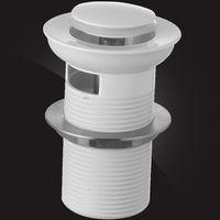 WBT 12 Гидрозатвор усиленный 1-1/4 White Elghansa купить в интернет-магазине Чайна-строй