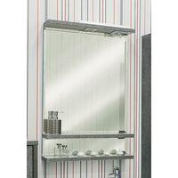Зеркало Sanflor Румба 60 Венге/ Патина серебро купить в интернет-магазине Чайна-строй
