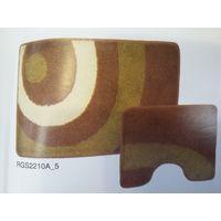 Комплект ковриков Орбита RGS2210А/5 80*50 и 40*50 купить в интернет-магазине Чайна-строй